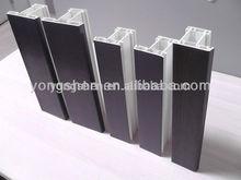 Plastic extrusion companies custom UPVC/PVC plastic profile for window