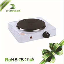 2014 safety cheapest 1000W electric hot plate cooking