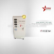 Servo Motor Type electronic voltage regulator 20kw