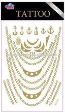 metalic body tattoos custom face sticker indian bindis gift pack