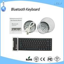 Silicone bluetooth keyboard lifeproof for ipad mini case