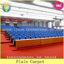 Non woven exhibition felt waterproof carpet underlay/red carpet