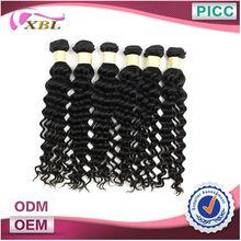 24 Inch Human Hair Weave Extension Virgin Eurasian Deep Wave Hair
