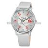 SKONE 9160 White Black Red Elegant African Lady Watches