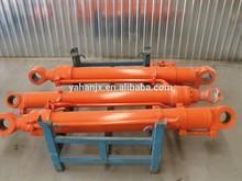 supply OEM truck telescopic hydraulic cylinder , telescopic hydraulic cylinder for truck for sale