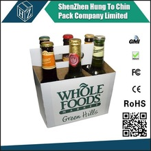 Contact us for factory price custom corrugated beer carry case