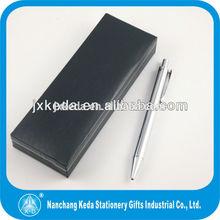 Fácil vender itens exclusivo stylus pen brilhante lançando caneta esferográfica
