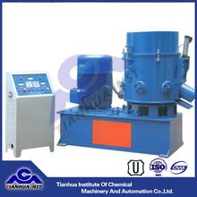 Lantai plastic agglomerator/plastic densifier machine