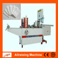 Commercial High Speed Z Folding Paper Towel Machine with Embossing
