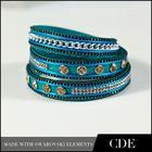 Wholesale Cheap Gift Jewelry I love Jesus Bracelet Slake korea velet bracelet