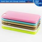 Generic Clear Plain TPU Gel Rubber Skin Case For iPhone 6