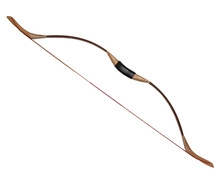 high quality handmade archery recurve bow with 56'' length wooden recurve bow hunting bow 45 lbs without string rest