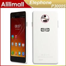 Elephone P3000S Android 4.4 4G FDD LTE Mobile Phone 5.0 inch 2G Ram 16G Rom 3150mAh Large Battery NFC OTG Fingerprint ID