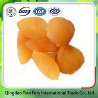 Dried Peach In Fresh Peaches