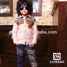 100%combedcottonนานาชาติแบรนด์เสื้อผ้าเด็ก