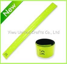 Custom slap bracelets with energy