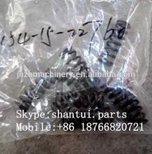 D85 and Shantui Bulldozer SD22 transmission spring 154-15-22760