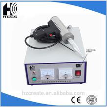 alibaba portable electric arc ultrasonic welding generator ABS welding