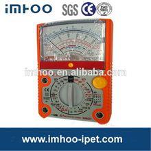 Advanced Analog Multimeter 390 Series safty digital multimeter with capacitance measurement