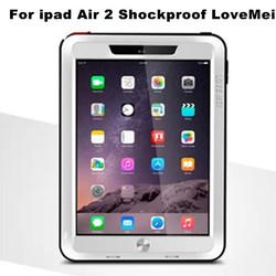 Brand LoveMei Hot Selling Dirt-proof Waterproof Shockproof Case For IPad Air 2,Unbreakable Case For Ipad Air 2
