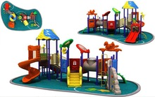 exciting facilities standard animal theme outdoor playground equipment