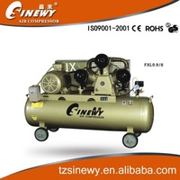 FXL-0.9/8 belt-driven china online selling air compressor