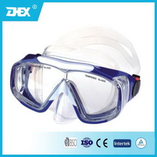 Durable hot sale swimming and diving mask for adult
