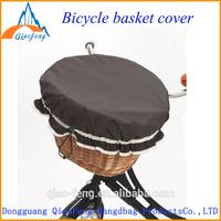 High quality Cute waterproof bike basket covers