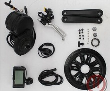 8fun 48v 1000w Mid Drive motor kit for central drive electric bicycles conversion kit 48v 1000w 8fun mid drive motor