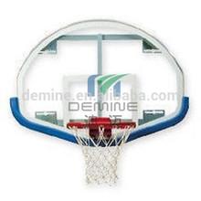 """Bison Fan-Shaped Basketball Lexan Polycarbonate Backboard Board Only 39"""" x 54"""""""