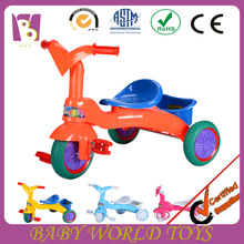 Hot Sale Plastic Children Tricycle For 3-5 Years Old Children Ride On Car