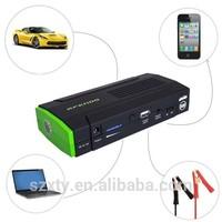 fcc portable 12V 19V emergency car battery mini car jump starter power bank charger