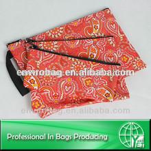Wipe-clean 3pcs Zipper Pencil Case For Girl