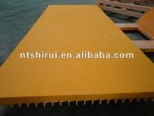 frp grp flat surface fiberglass steel sheets