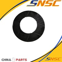 ZF Axle Parts Friction Plate ZF 4061310255 Wheel Loader Liugong Parts transmission Rear Axle Longgong Parts Inner clutch disk