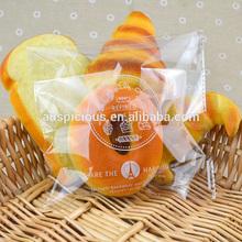 Plastic Triangle Shape Bag For Sandwich Packaging/opp Plastic Food Bag