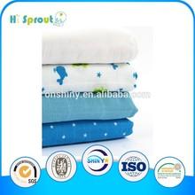 gauze cotton baby blanket, Baby Muslin Wraps, Baby Blanket,