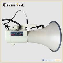 Usine de fournir directement prix bas durable transistor mégaphone