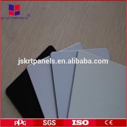 Alucoworld aluminium acp cladding ldpe core (acp)