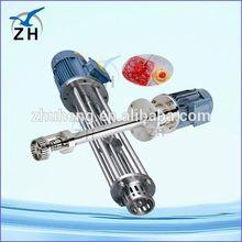 stainless steel sanitary tissue homogenizer