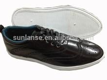 men PU shoe guangzhou factory
