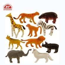 özel 6 yapmak ormanda hayvan plastik oyuncak