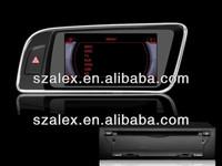 AL-9107 Auto Radio/ DVD Player/ Multimedia for Audi Q5(2008-2012) RIGHT HAND DRIVE