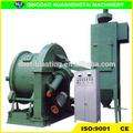 De china utilizada pequeño de granallado máquina / tambor de granallado máquina