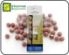 Cedar Balls,OEM Moth Balls, Repels moths Cedar Wood Balls