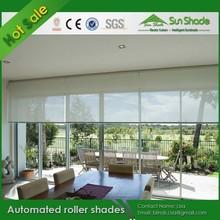 USA 110v /220v Automated roller shade