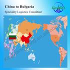 sea freight shipping to Burgas Bulgaria from china guangzhou shenzhen etc for LCL/FCL