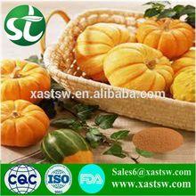 Pure Natural Acid pumpkin/cushaw seed extract powder Wholesaler