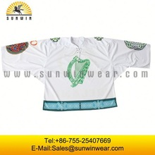 hot! ice hockey jerseys breathable and sublimation printing