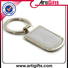 Factory direct sale custom metal engraved name keychain